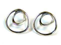 imagen Pendientes de plata